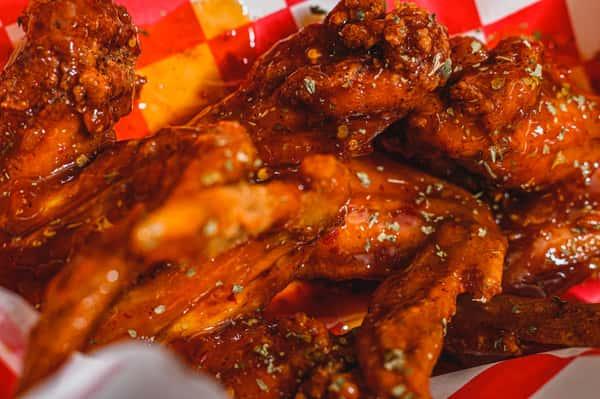 BBQ Spicy Chicken