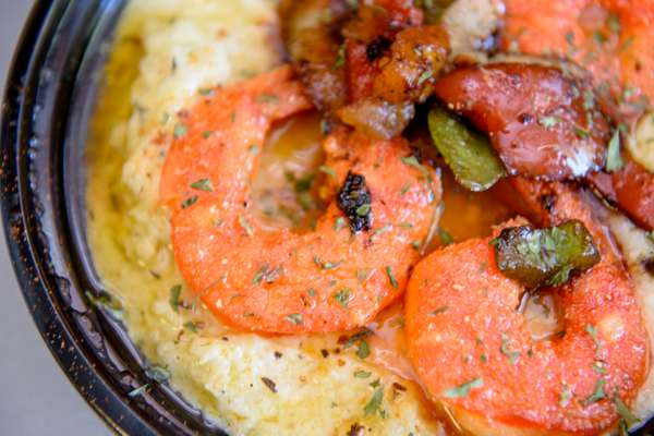 Baked Fish n Shrimp