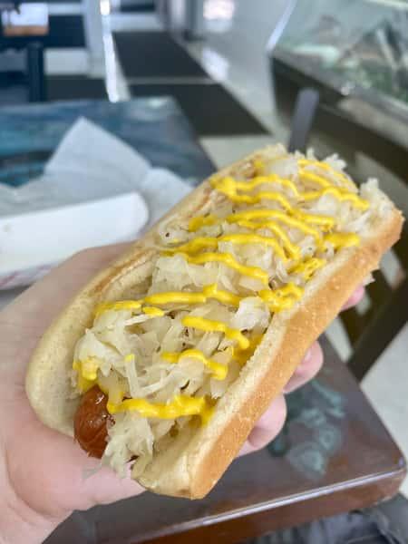 Boroughs Hot Dog