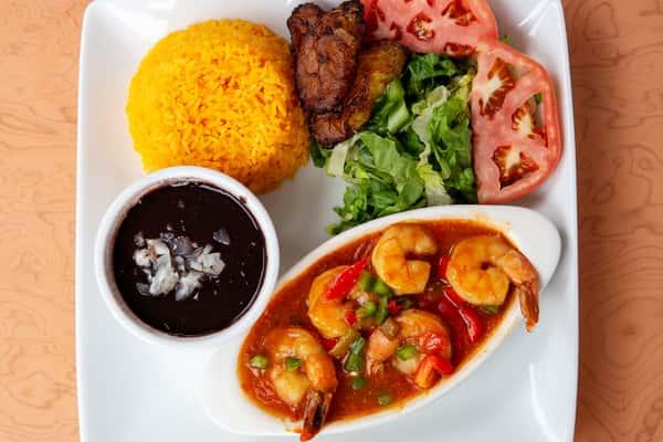 Shrimp a la Criolla
