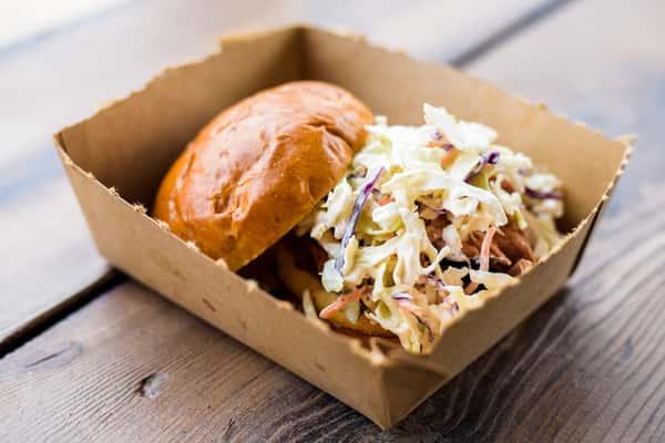 Carolina Pork Sandwich