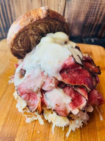 Pastrami Reuben