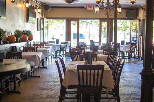 Inside Gas Lamp Grille