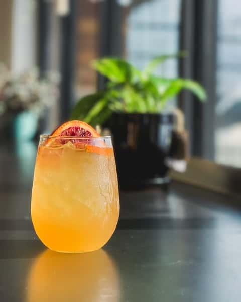 Golden Girl Cocktail