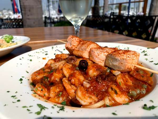 Seafood Puttanesca