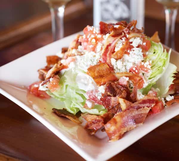 Wedge Blue Cheese Salad