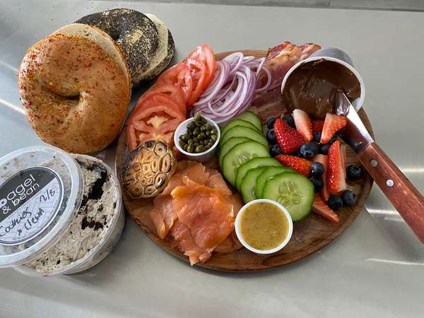 Bagel Charcuterie Box- Father's Day Special!