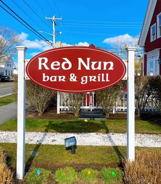 Red Nun sign