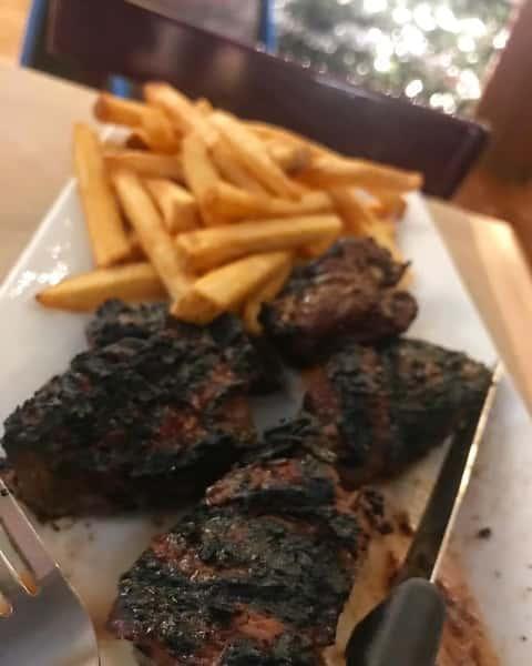 Steak Tip Entree