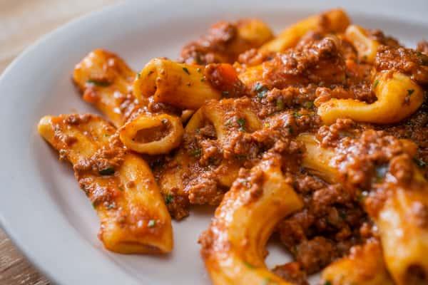 Meat Pasta