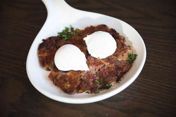 Housemade Corned Beef Hash