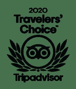 2020 Travelers Choice Tripadvisor