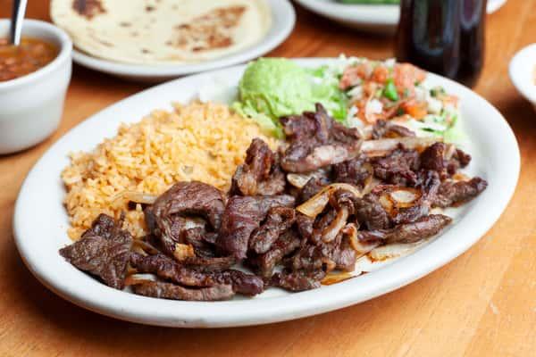 Beef Fajita Plate