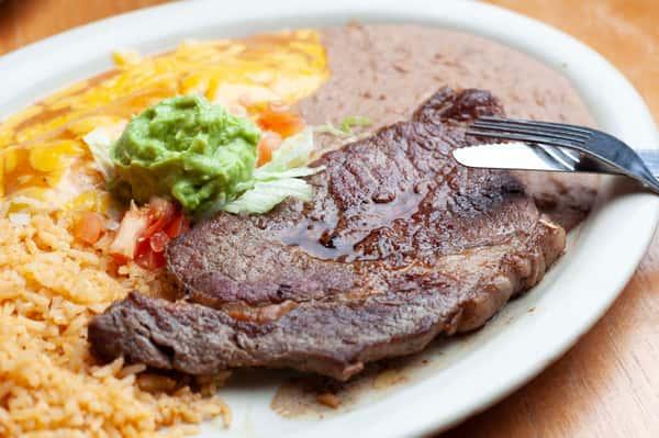 Steak Cozumel