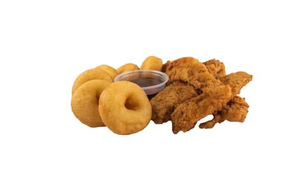 Chicken & Donuts