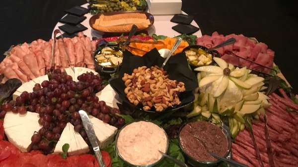 Grande Antipasto Table