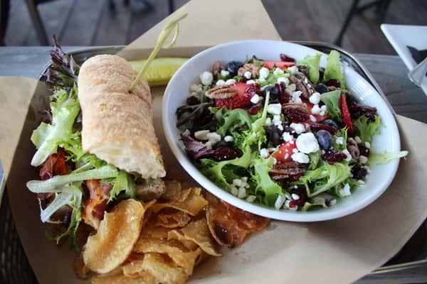 Soup OR Salad & Sandwich Combos
