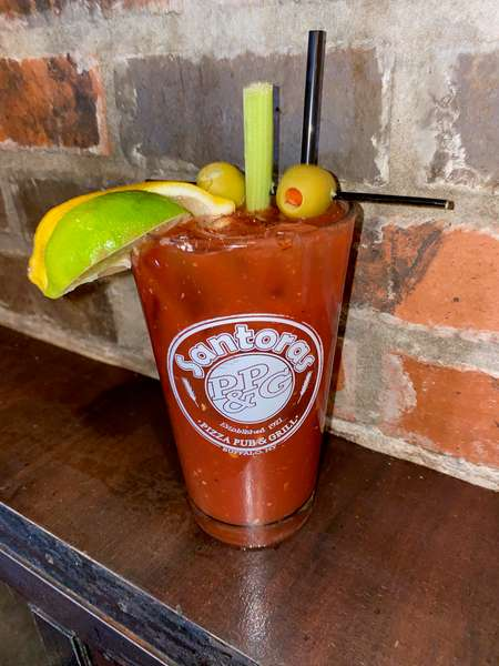 The Angry Santora Bloody Mary