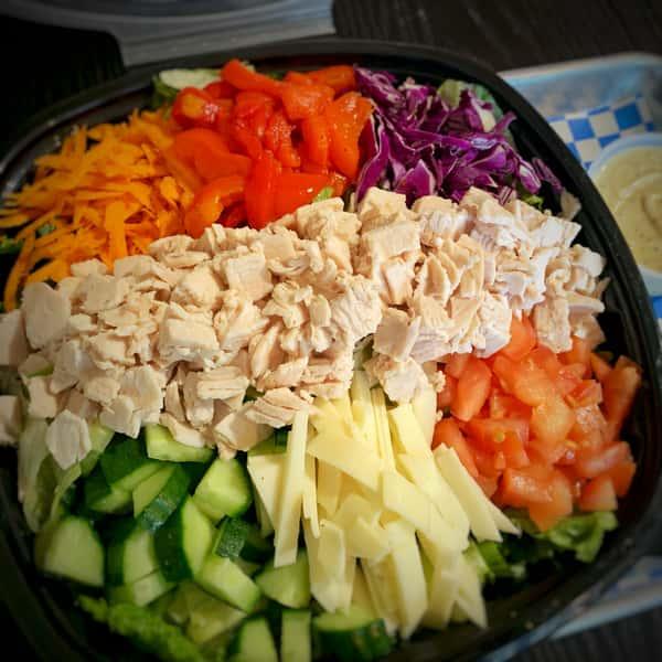 Jive Turkey Salad
