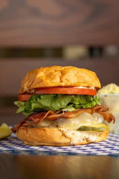 butcher burger