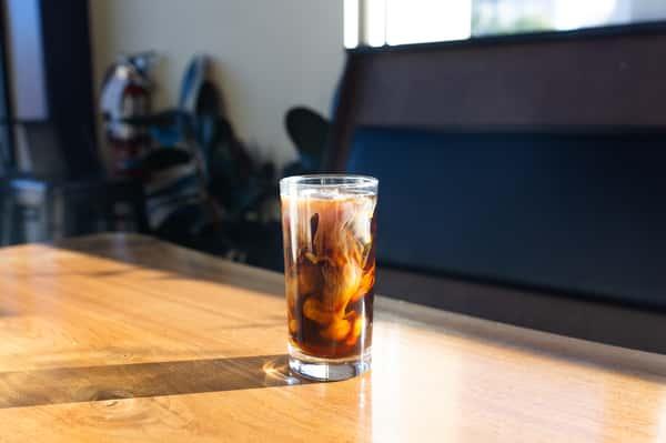 Nitro Cold Brew (12 oz)