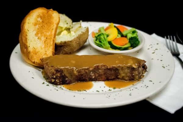 Eva's Meatloaf