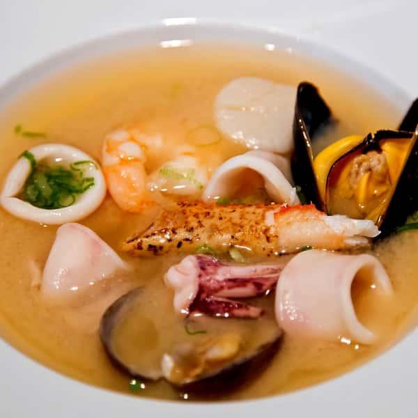 miso seafood