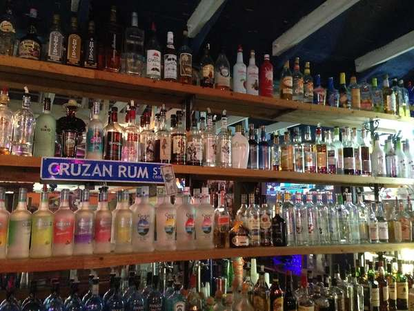 Rum Wall