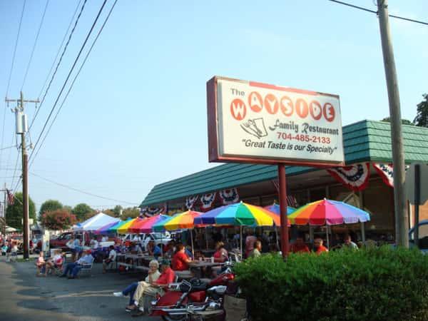 Wayside Restaurant exterior