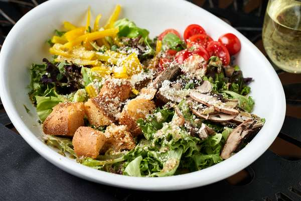 Bayou House Salad