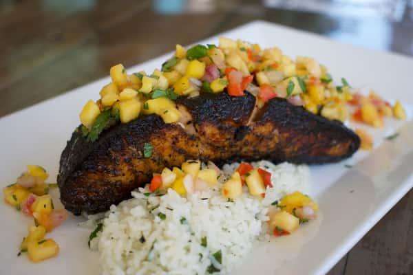 Caribbean Salmon