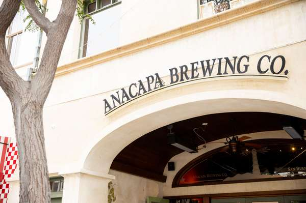 anacapa brewing company exterior