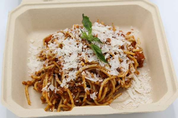 Spaghetti and...