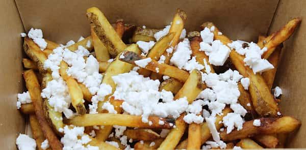 Feta Truffle Fries