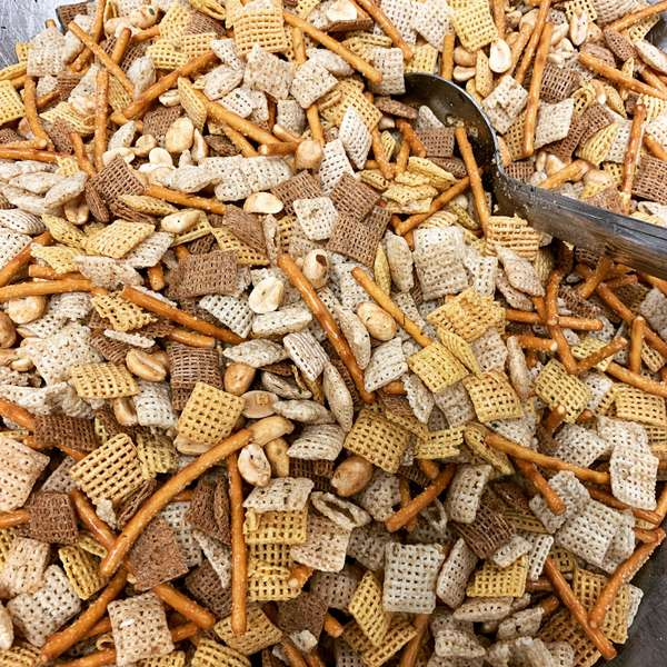 Chex and Party Mix