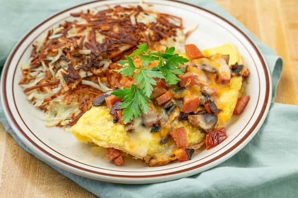 Farmer Omelette
