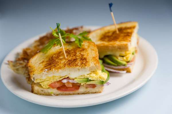 Breakfast Sandwich*