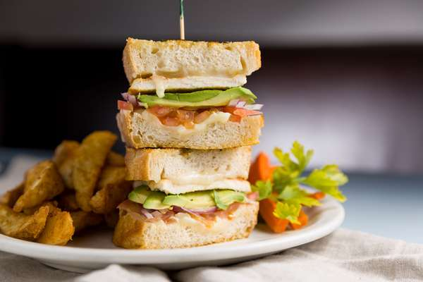 California Chicken Breast Sandwich