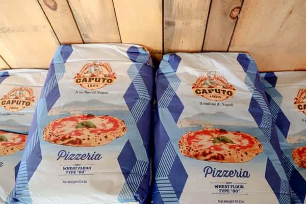 imported flour
