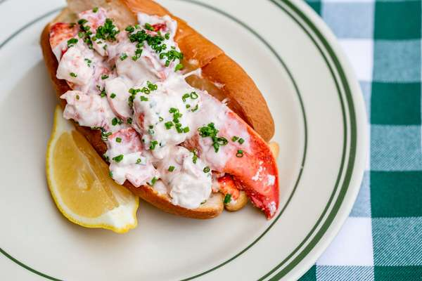 Lobster Roll - Maine Style