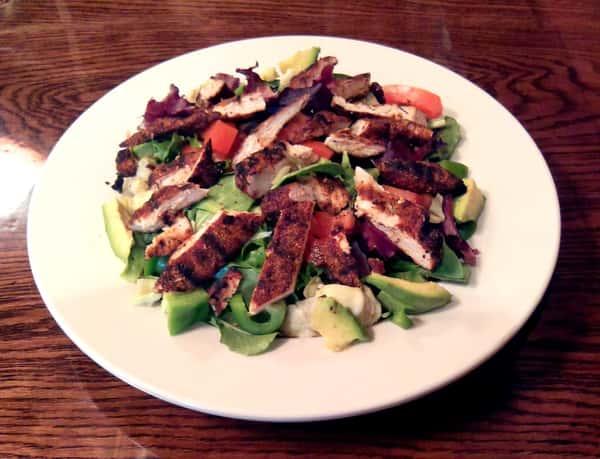 Louisiana Chicken Spring Salad