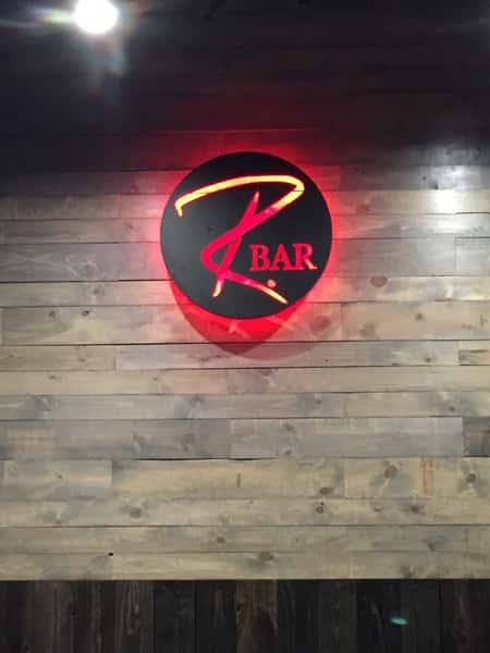 r bar sign