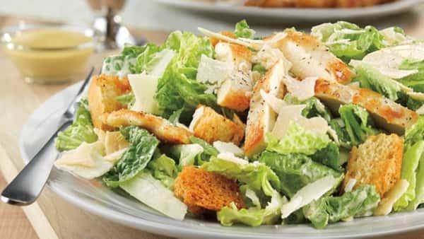 Chicken Caesar Salad (Catering)