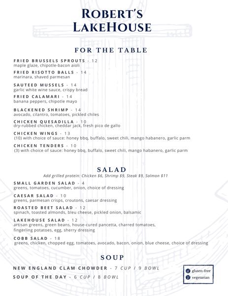 page 1 - menu