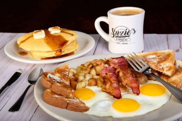 hungry man breakfast