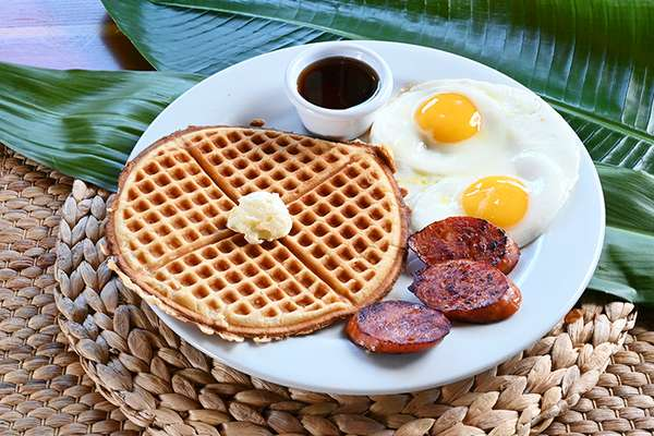 Waffle Combination