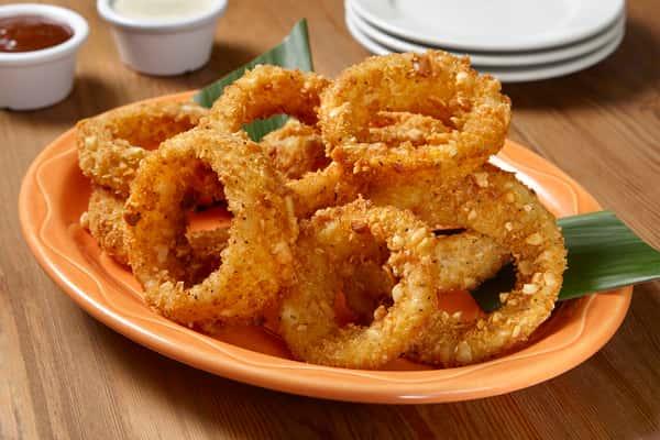 Macadamia Nut Onion Rings