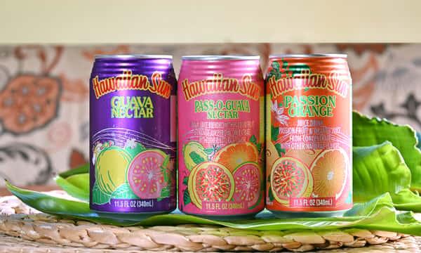 Hawaiian Sun Juice