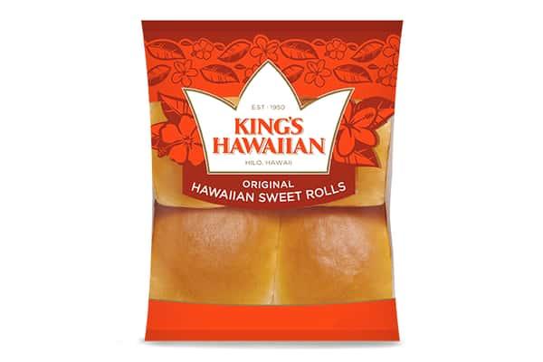 KING'S HAWAIIAN® || 4-Pack Dinner Rolls