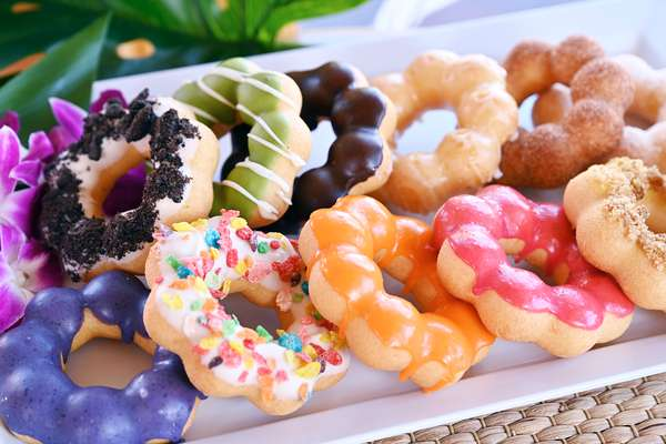 Mochi Donut